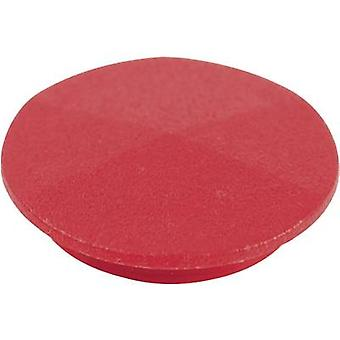 Cover Red Suitable for K12 rotary knob Cliff CL17