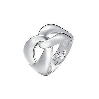 Joop kvinnors ring silver Mila JPRG90674A