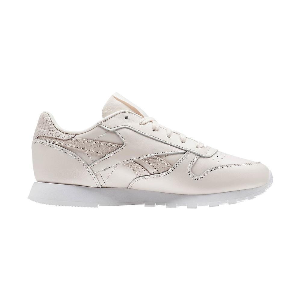 Reebok CL CL CL Lthr PS Pastel CM9160 universel toutes les chaussures de femmes de l'année | Excellent (dans) La Qualité  6226b5