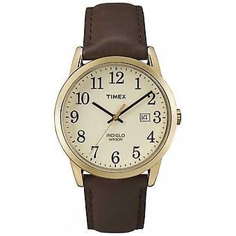 Timex Easy Reader Creme Zifferblatt TW2P75800 Herrenuhr