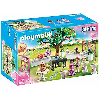 Playmobil 9228 City Life Wedding Reception - Children's Ring
