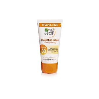 Garnier Ambre Solaire Protection Lotion SPF30 Travel Size