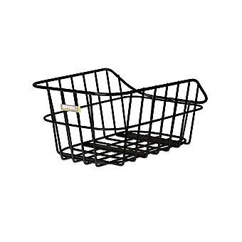 Basil Cento rear basket aluminium