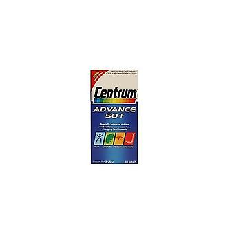 Centrum Centrum Advance 50 + multivitaminer For voksne 50 +