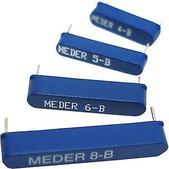 StandexMeder Electronics MK06-5-C Reed switch 1 maker 200 Vdc, 200 V AC 0.4 A 10 W