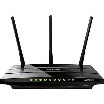 TP-LINK Archer C1200 WiFi router 2.4 GHz, 5 GHz 1