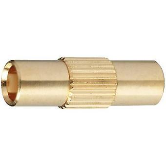 MCX adapter MCX socket - MCX socket BKL Electronic 0416302 1 pc(s)