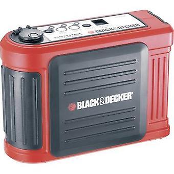 Zwarte & Decker Quick start systeem BDV040 70104 springen start huidige (12 V) = 8 A