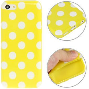 Beschermhoes voor mobiele iPhone 5 c.