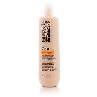 Rusk Sensories Pure Color-Protecting Conditioner (Vitamin Infused with Mandarin & Jasmine) - 383g/13.5oz