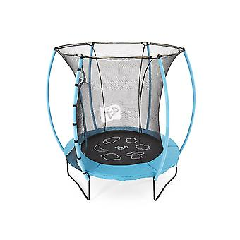 TP Toys 6ft Hip Hop Trampoline Blue