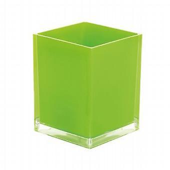 Kosz na odpady Gedy Rainbow 6L Zielona RA09 04