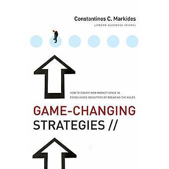 Leg-skiftende strategier - hvordan til at oprette nye marked plads i etablere