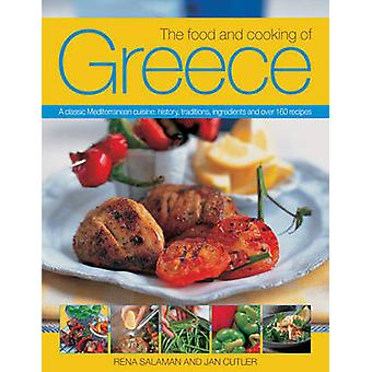 The Food and Cooking of Greece - A Classic Mediterranean Cuisine - Hist