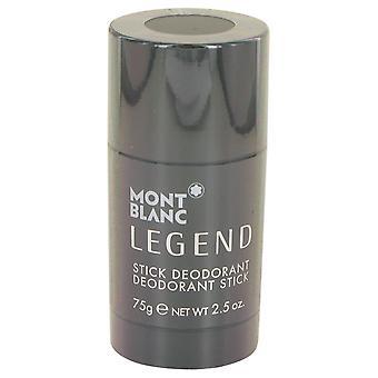 Mont Blanc legende Deodorant Stick 75g