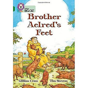 Brother Aelred de voeten: 15 Band fase 5, Bk. 19 (Collins Big Cat)