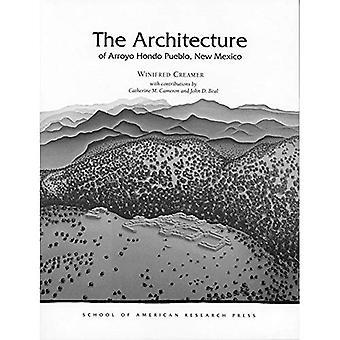 Architecture of Arroyo Hondo Pueblo, New Mexico