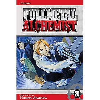 Fullmetal Alchemist volumen 20