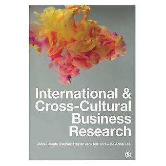 Recherche internationale et interculturelle