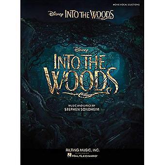 Metsään: laulu valinnat Disney-elokuva