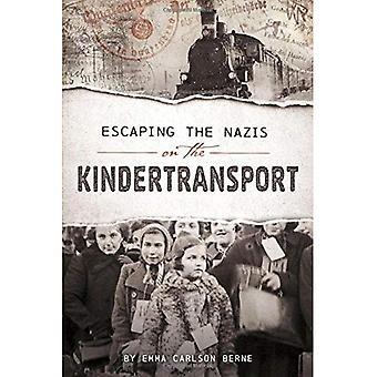 Fly nazisterna på Kindertransport (möter: berättande facklitteratur berättelser)