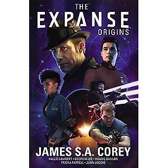 The Expanse: Origins (Paperback)