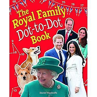 Die königliche Familie Punkt-zu-Punkt-Buch