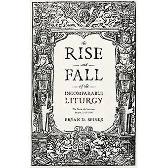 Powstanie i upadek nieporównywalne liturgii: Book Of Common Prayer, 1559-1906