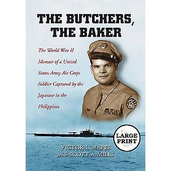 Rzeźnik - piekarz - pamiętnik II wojny światowej Stany Zjednoczone