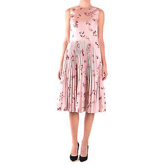 Red Valentino Pink Acetate Dress