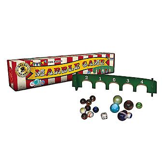Retro Style Marble Game Set