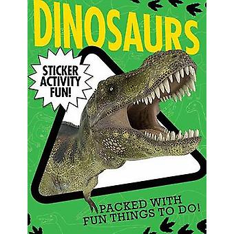 Dinosaurs Sticker Activity Fun by Jonathan Litton - Tales Tiger - 978
