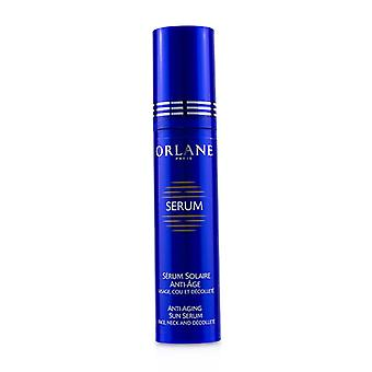 Orlane Anti-Aging Sun Serum For Face Neck & Decollete - 50ml/1.7oz