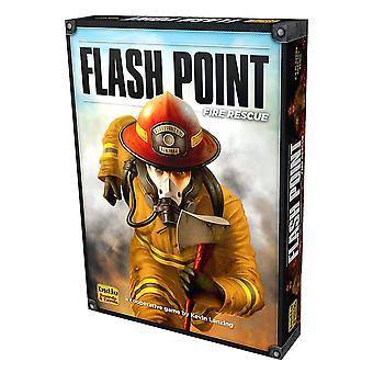 Flammpunkt Fire Rescue zweite Edition Brettspiel