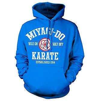 Karate Kid Miyagi-do Karate 1984 hoodie
