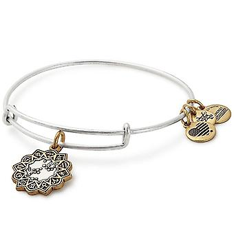 Alex And Ani Sagittarius Two Tone Bracelet - A17EBZD09RS