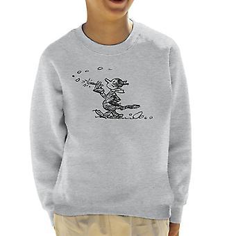 Krazy Kat spasertur Kid ' s Pullover