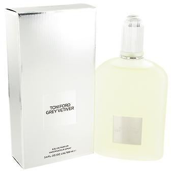 Tom Ford Grey Vetiver de Tom Ford Eau De Parfum Spray 3.4 oz/100 ml (hommes)