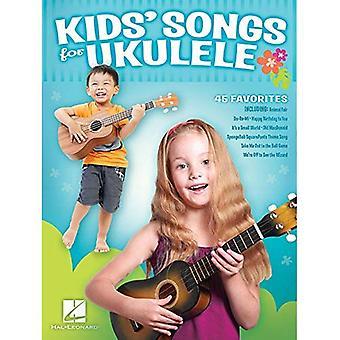Kinderlieder für Ukulele Uke Buch