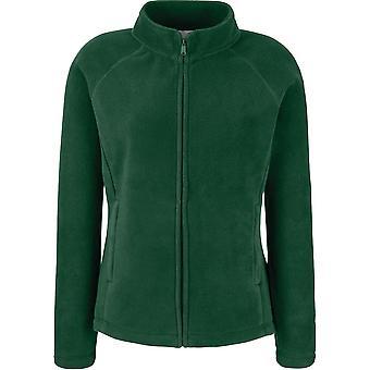Fruit Of The Loom - Lady-Fit Ladies Full-Zip Fleece Jacket