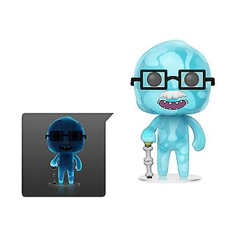 Rick and Morty Dr Xenon Bloom Pop! Vinyl
