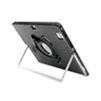 Hp elite x2 / elitebook x360 1012 g2 original polycarbonate cover black / silver color