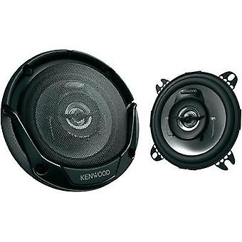 2 way coaxial flush mount speaker kit 210 W Kenwood KFC-E1065