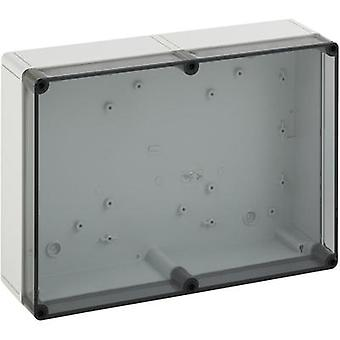 Build-in casing 254 x 180 x 84 Polycarbonate (PC), Polystyrene (EPS) Light grey (RAL 7035) Spelsberg PS 2518-8f-t 1 pc(