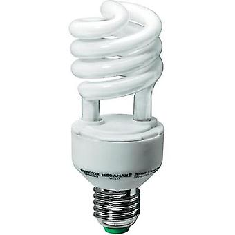 Energy-saving bulb 134 mm Megaman 230 V E27 20 W = 100 W Cold white EEC: A Spiral shape Content 1 pc(s)