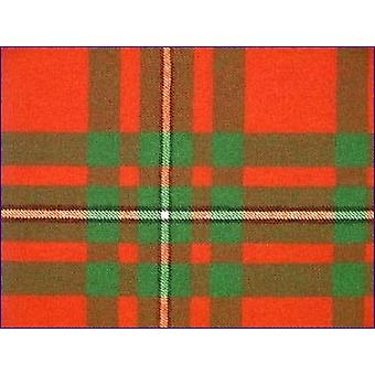MacGregor Red, Ancient - Pure Wool Tartan