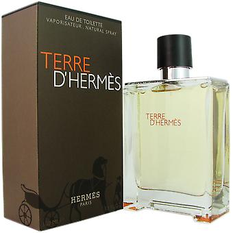 Terre D' Hermes for mænd 3,3 oz 100 ml EDT Spray