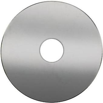 Mudguard repair washers Inside diameter: 3.2 mm Steel zinc plated 100 pc(s) TOOLCRAFT 888068