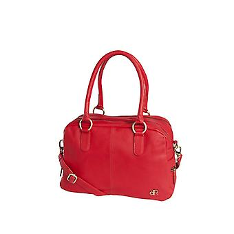 Dr Amsterdam Hand/shoulder bag Basil Tango Red