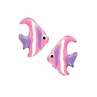 Scout Children earrings Stecher silverfish pink girl 262115100